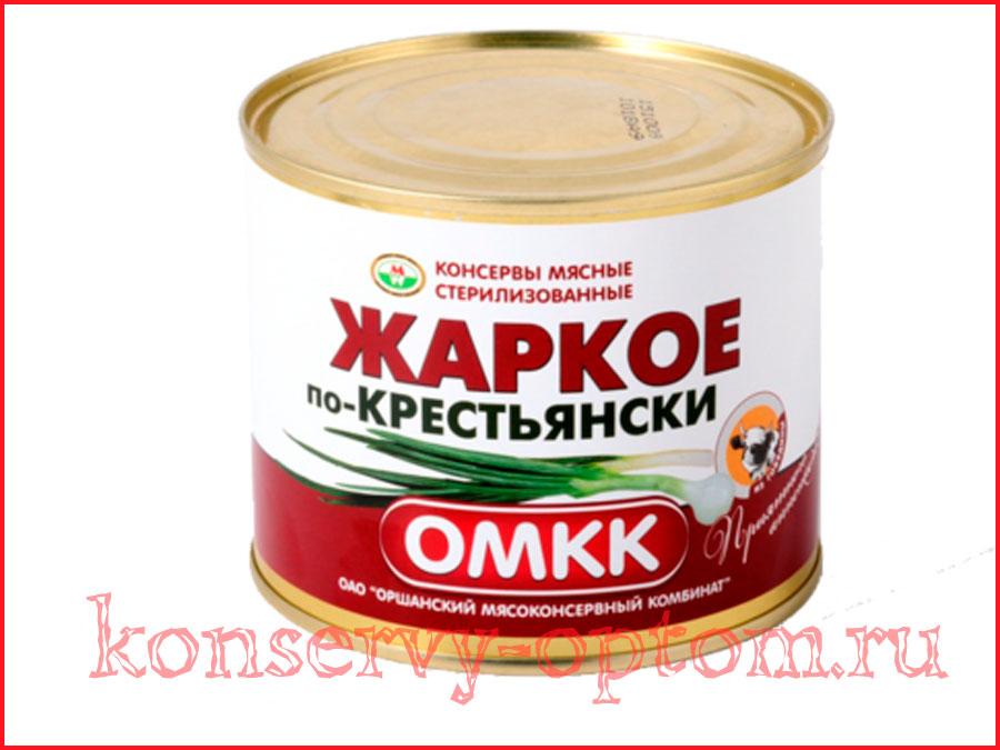 Жаркое по-крестьянски 525 гр